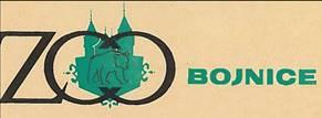 Staré logo zoo Bojnice