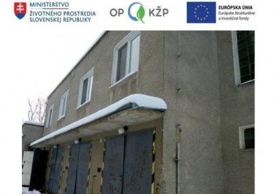 Administratívna budova (technicko hospodárska) ZooBojnice