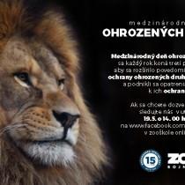 Medzinárodný deň ohrozených druhov