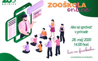 Zooškola online