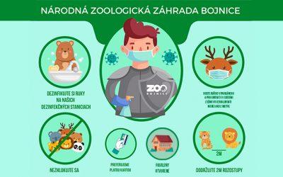 Podmienky návštevy zoo
