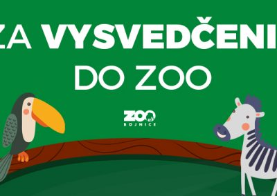 Za vysvedčenie do zoo