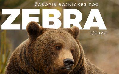 ZEBRA 1/2020 – časopis bojnickej zoo