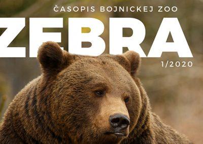 ZEBRA – časopis bojnickej zoo