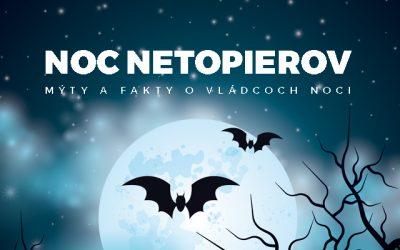 Noc netopierov v zoo