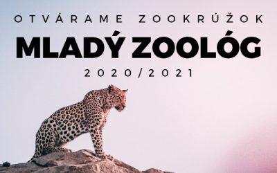 Zookrúžok Mladý zoológ 2020/2021