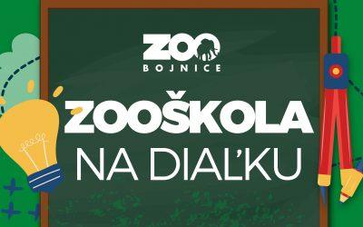 Zooškola na diaľku