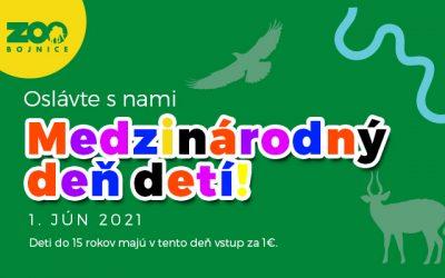 Medzinárodný deň detí v Národnej zoo Bojnice