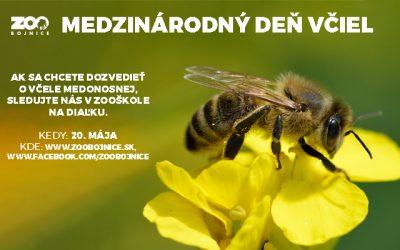 Medzinárodný deň včiel