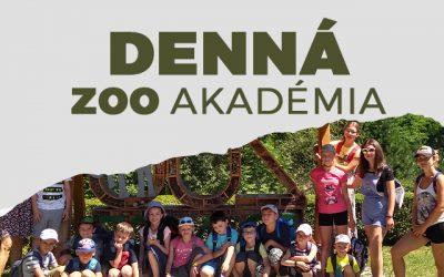 Denná Zoo Akadémia 2021
