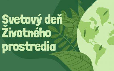 Svetový deň životného prostredia