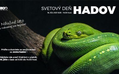 Svetový deň hadov