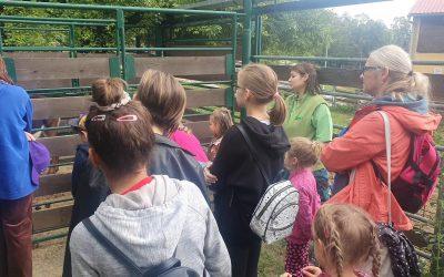 Prvá augustová sobota mala za bránami bojnickej zoo na programe prvé stretnutie mladých zoológov