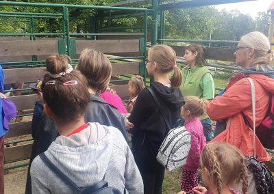 Prvá októbrová sobota mala za bránami bojnickej zoo na programe prvé stretnutie mladých zoológov