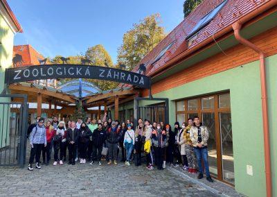 V bojnickej zoo sme privítali študentov z Nitry